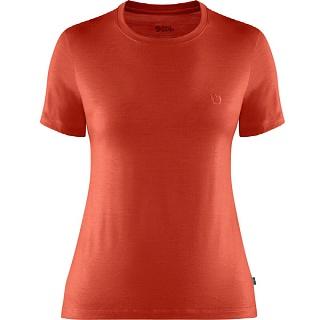 피엘라벤 우먼 아비스코 울 반팔 티셔츠 Abisko Wool SS W (84101)